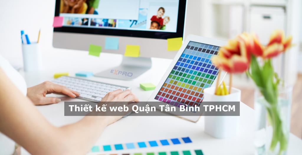 Thiết kế web quận tân bình TPHCM