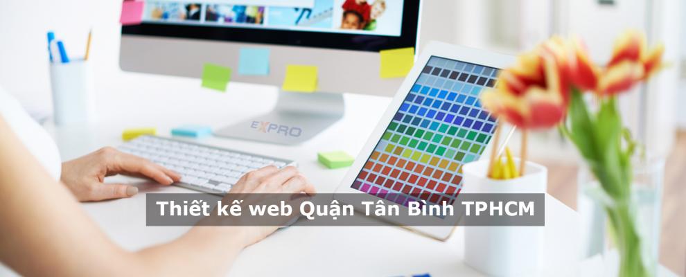 Thiết kế website tại Quận Tân Bình TPHCM chuyên nghiệp, chuẩn SEO