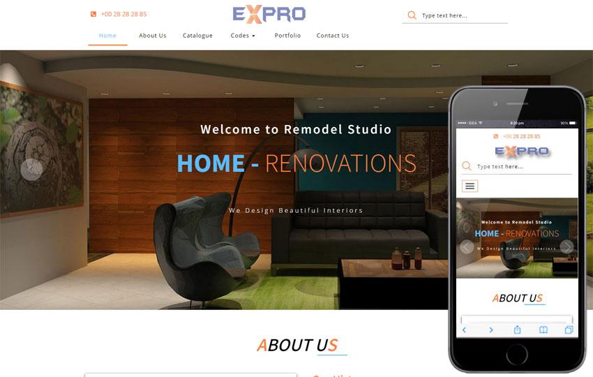 Thiết kế website nội thất chuẩn SEO