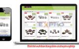 Thiết kế web bán hàng gốm sứ chuyên nghiệp độc đáo