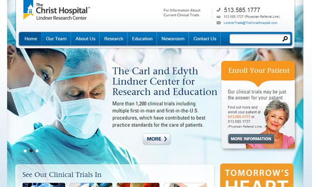 Thiết kế web cơ sở y tế , bệnh viên chuyên nghiệp