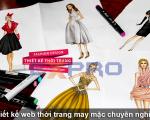 Thiết kế web thời trang may mặc uy tín chuyên nghiệp