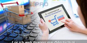 Lợi ích của website thương mại điện tử là gì?