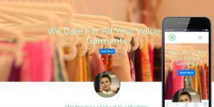 Thiết kế web công ty dệt may chuyên nghiệp chuẩn SEO Google