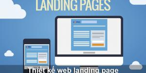 Thiết kế trang Landing page cho lĩnh vực bất động sản