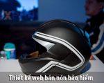Thiết kế web bán mũ bảo hiểm chuẩn SEO Google