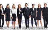 Thiết kế web bán đồng phục, dịch vụ may mặc