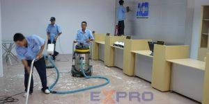 Thiết kế web công ty dịch vụ vệ sinh chuyên nghiệp, chuẩn SEO