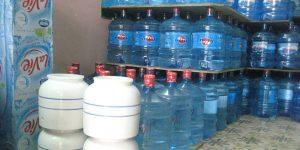 Thiết kế web đại lý  giao nước, bán nước uống
