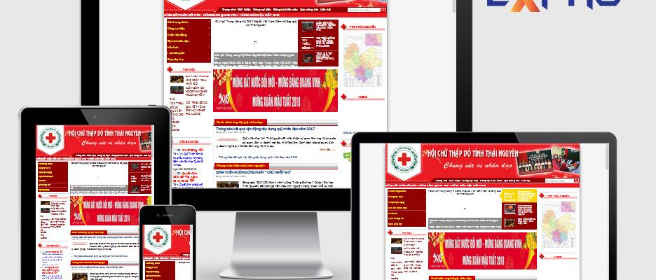 Thiết kế web cơ quan hành chính nhà nước chuyên nghiệp, tính bảo mật cao