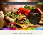 Thiết kế web nhà hàng, ẩm thực chuyên nghiệp chuẩn SEO