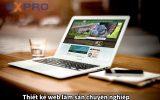 Thiết kế web lâm sản chuyên nghiệp, chất lượng, giá tốt