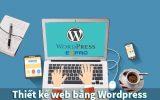 Thiết kế web WordPress chuyên nghiệp chuẩn SEO