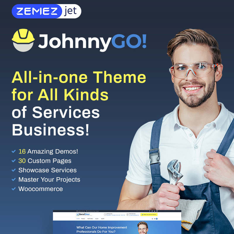 Theme JohnnyGo