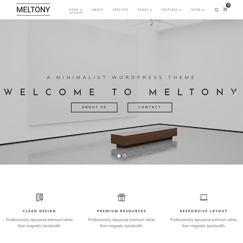 Theme Meltony