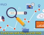 5 cách SEO website hiệu quả năm 2019