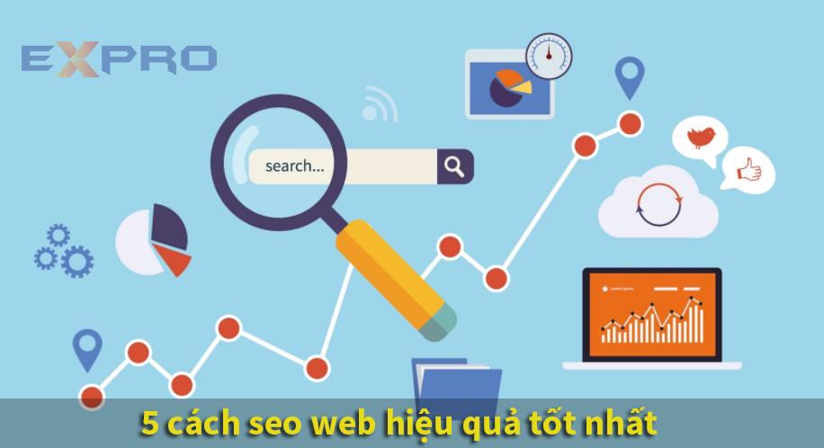 5 cách seo web hiệu quả 2019