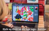 Thiết kế đồ họa logo banner website bộ nhận dạng thương hiệu chuyên nghiệp