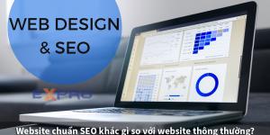 Website chuẩn SEO khác gì so với web thông thường?