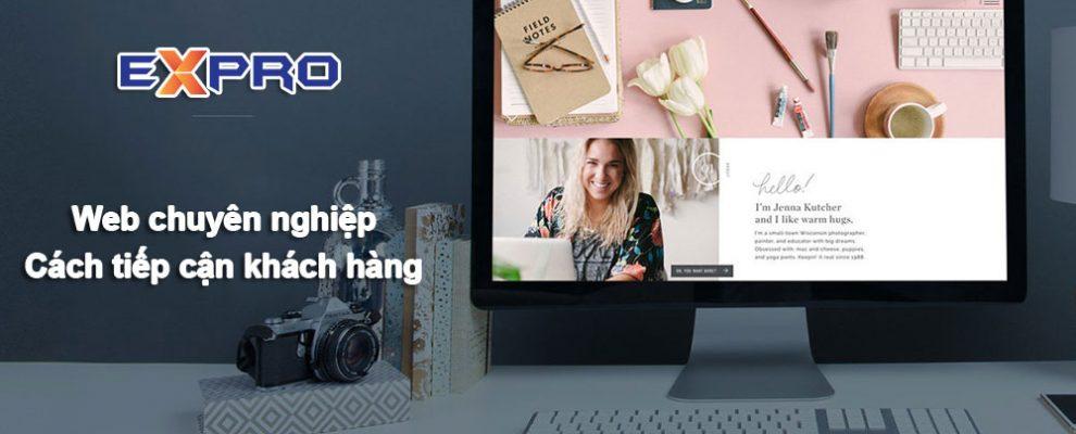3 cách có thể giúp website chuyên nghiệp của bạn được khách hàng biết đến