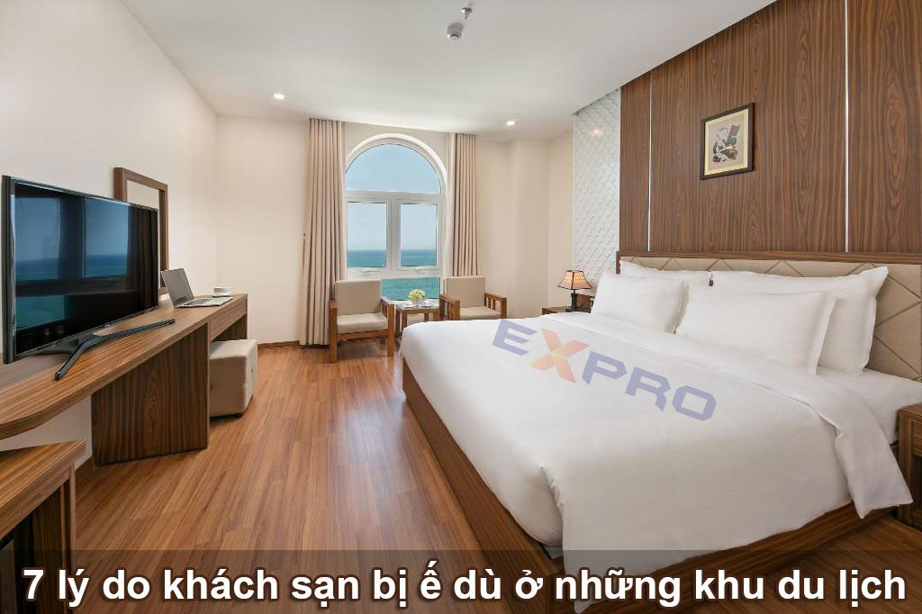 lý do khiến khách sạn của bạn ế khách dù ở những khu du lịch nổi tiếng