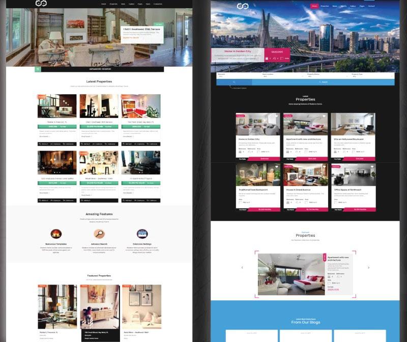 Moderno – Real Estate Premium WordPress Theme