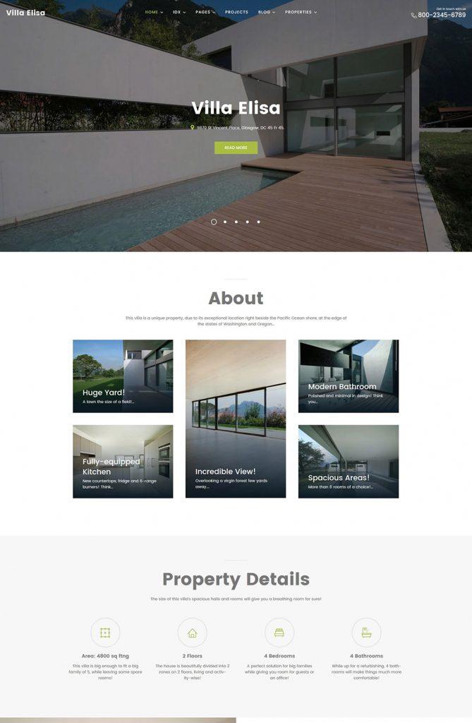 Property WP Theme