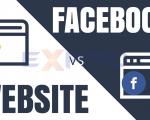 Nên thiết kế web hay chỉ cần tạo Fanpage Facebook để kinh doanh?