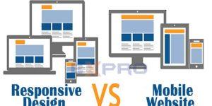 Nên thiết kế web Responsive hay thiết kế web chuẩn mobile?