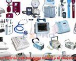 Thiết kế web bán hàng thiết bị y tế chuyên nghiệp