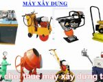 Top 5 đơn vị cho thuê máy xây dựng uy tín tại Tp. Hồ Chí Minh