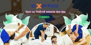 Thiết kế web làm đẹp chuẩn SEO giao diện thu hút người xem