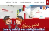 Thiết kế web trường mầm non chuyên nghiệp chuẩn SEO