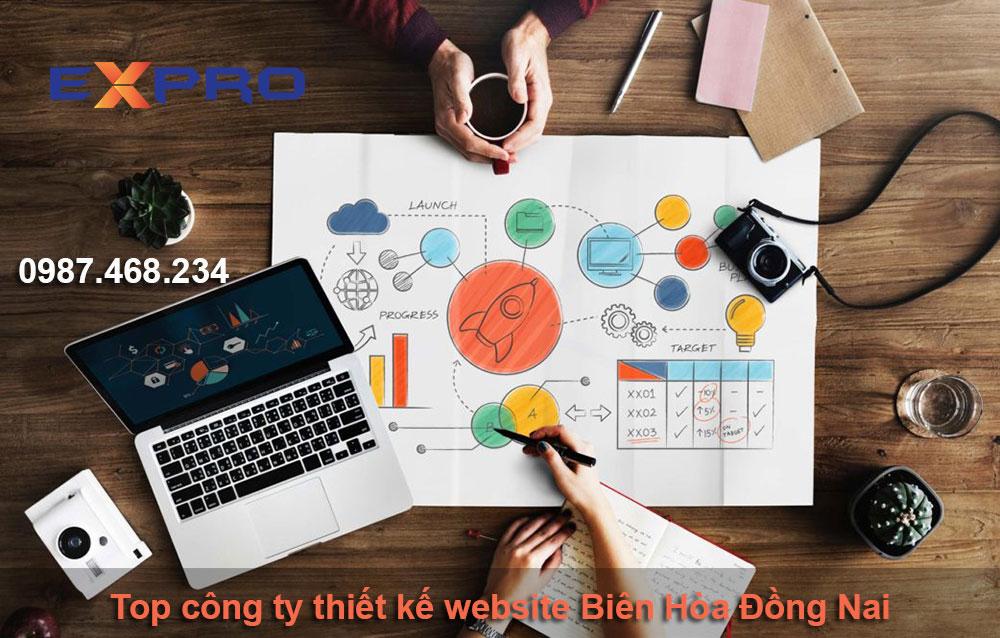 Top 7 công ty thiết kế web chuyên nghiêp tại Biên Hòa - Đồng Nai