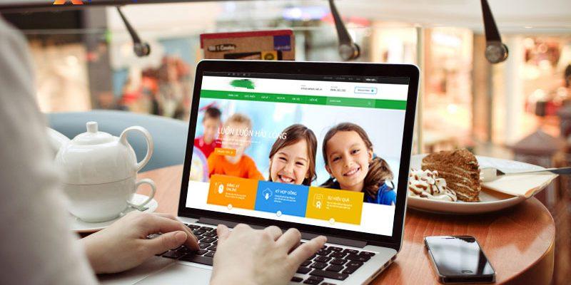 Tại sao trường học lại cần thiết kế website?