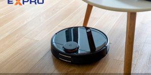 Thiết kế web bán hàng máy robot hút bụi lau nhà thông minh