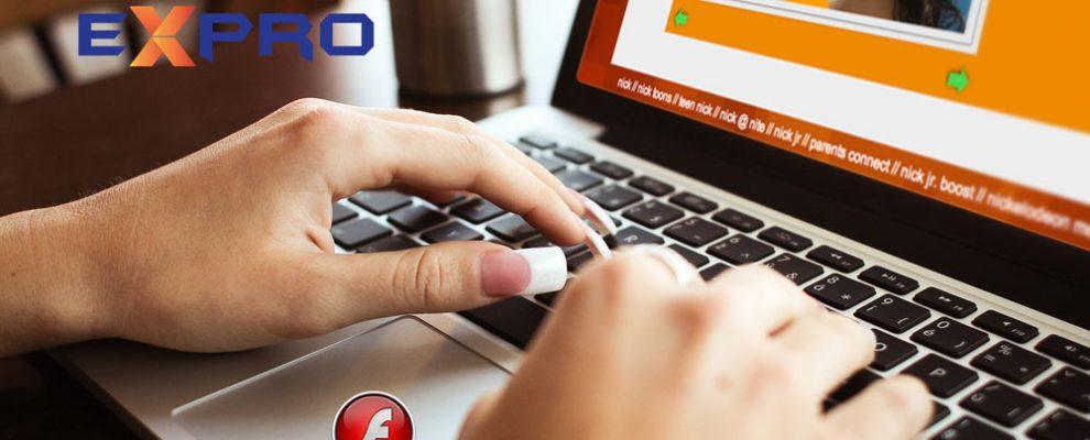 Tại sao không nên sử dụng Flash website khi thiết kế giao diện website