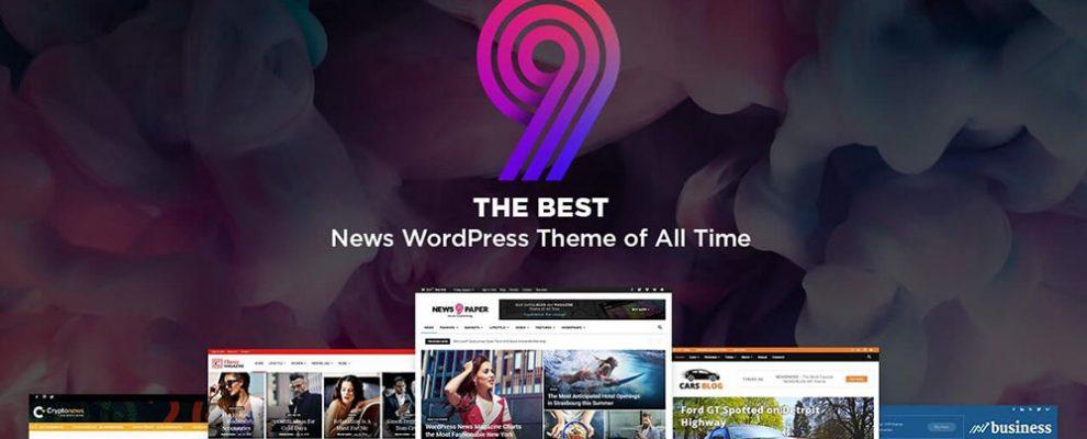 Top 7 mẫu giao diện website tin tức đẹp xu hướng mới năm 2020