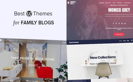 Family Blog theme