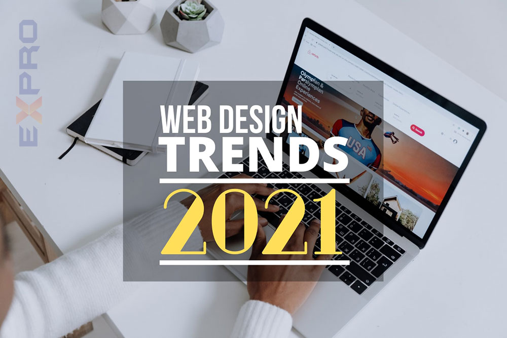 Trends thiết kế web