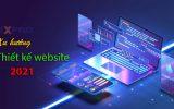 Top 7 xu hướng thiết kế website năm 2021 đẹp hiện đại nhất