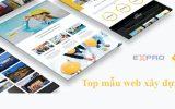 Top 5 mẫu website công ty xây dựng chuyên nghiệp yêu thích 2021