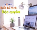 Thiết kế web độc quyền công ty doanh nghiệp giải pháp thương hiệu