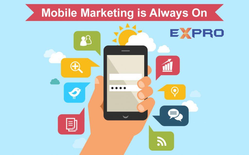 6 lý do ưu tiên mobile marketing