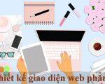 Thiết kế giao diện phẳng xu hướng thiết kế web của thời đại