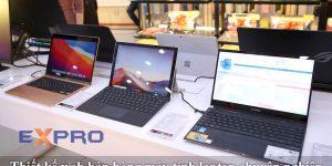 Thiết kế web bán máy tính, laptop trực tuyến chuyên nghiệp