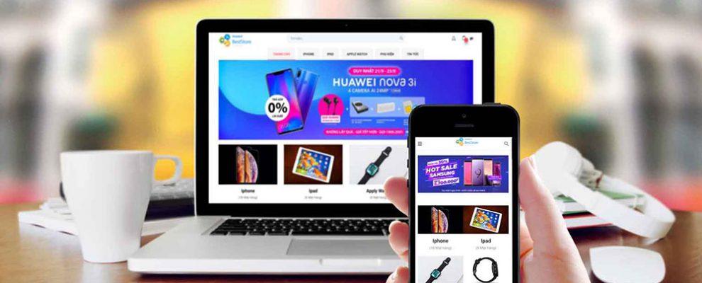 Sự khác nhau giữa thiết kế website mobile và thiết kế web responsive tương thích mobile