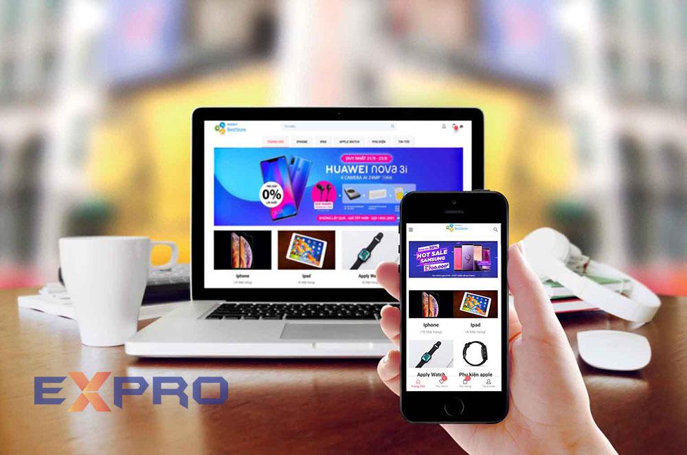 Sự khác nhau giữa thiết kế website mobile và thiết kế web responsive