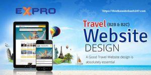 Các tính năng quan trọng không thể thiếu khi thiết kế website du lịch