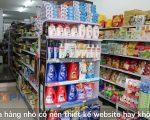 Cửa hàng nhỏ có nên thiết kế website?